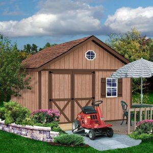 Choose the Right Size Storage Shed