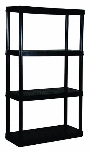 Gracious Living 4 Medium Duty Shelf