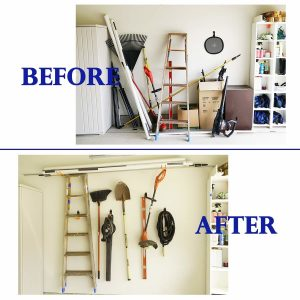 How to Organize Your Storage Shed