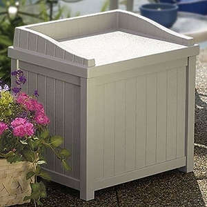 Suncast 22 Gallon Deck Storage Box