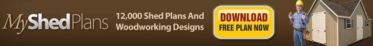 Download Shed Plan