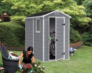 Keter Resin Storage Shed