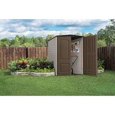 Rubbermaid Outdoor Gardening Storage Shed