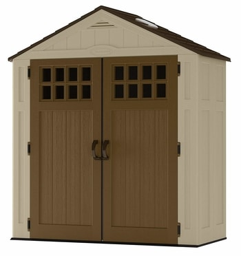 Suncast Everett Storage Shed