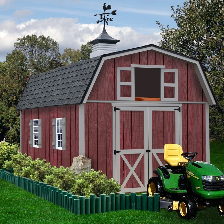 What's the Best Location For an Outdoor Storage Shed