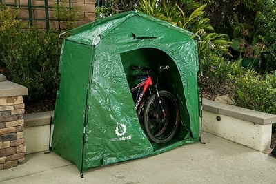YardStash Vinyl Storage Tent