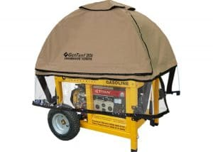 Generator Storage Cover