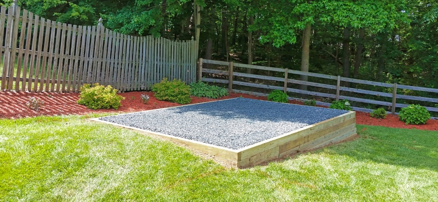 How to Prepare the Ground For a Storage Shed
