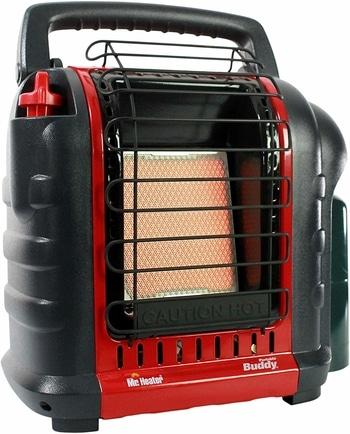 Mr Buddy Propane Space Heater