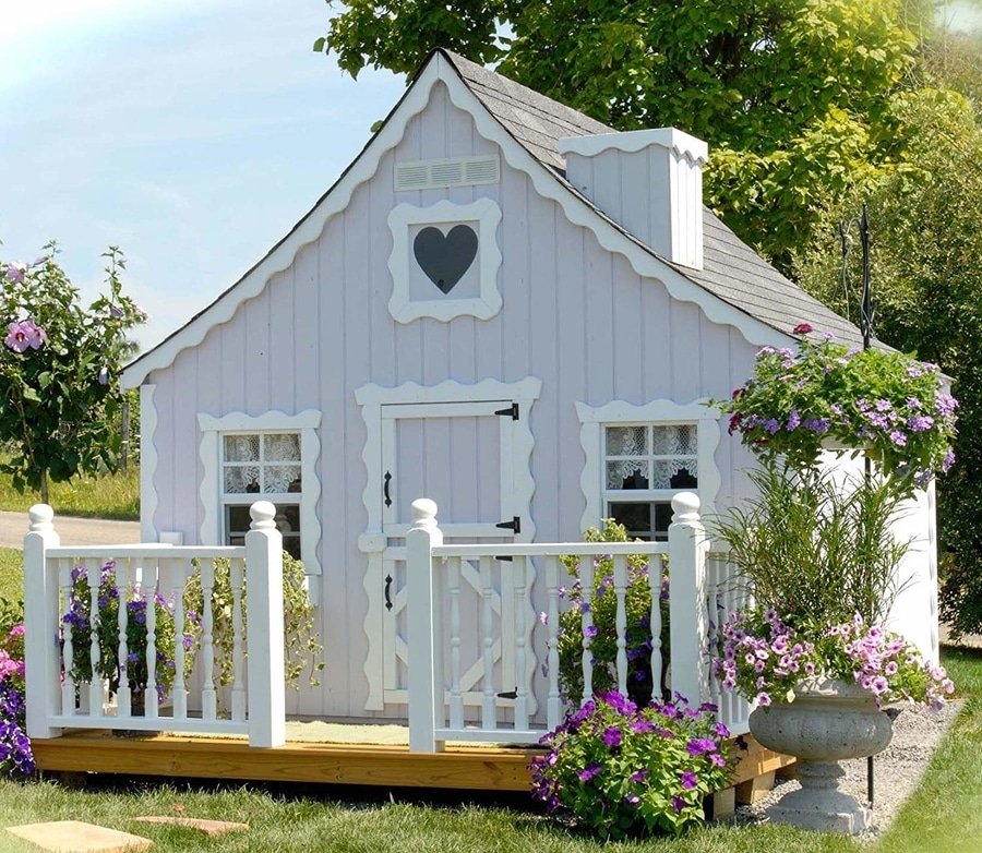 Shed Roof Designs